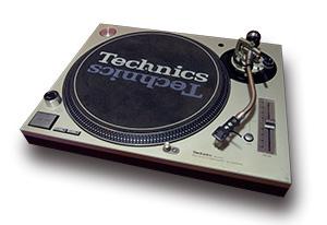 Technics-SL1200MK3D