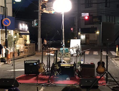 バンドセットレンタル&オペレート @ 小田原しろやま商店街