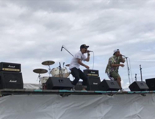バンドセットレンタル&音響オペレート @ 茅ヶ崎海岸 ヘッドランド