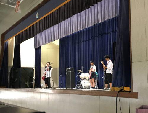 PA機材&バンドレンタルセット@二宮高校文化祭 2017