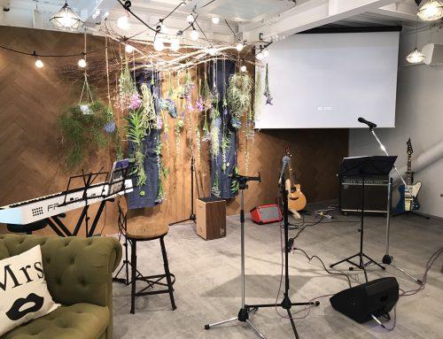 ギターアンプ、電子ピアノ、マイク等レンタル @ GREEN ROOM BEACH CLUB