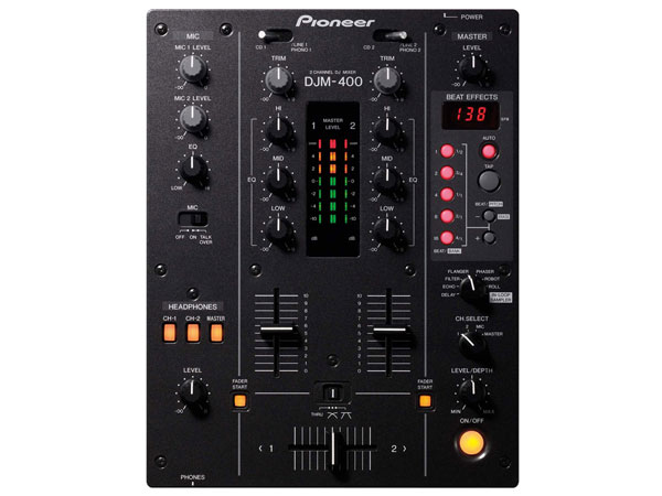 DJ機材イメージ