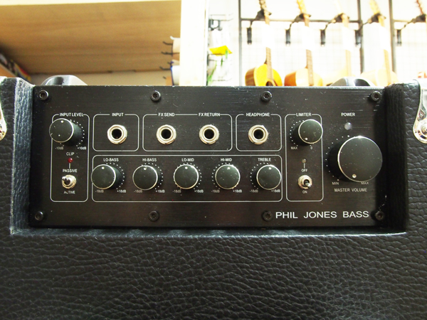 Phil Jones-Bass-Flightcase-BG-150-control