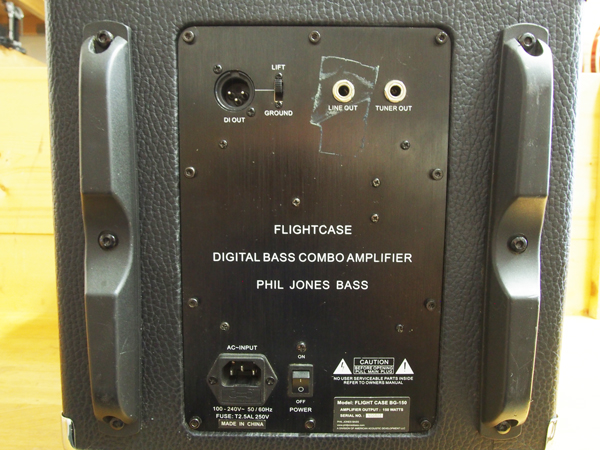 Phil Jones-Bass-Flightcase-BG-150-back