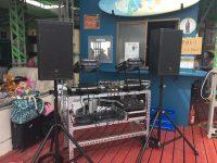 鵠沼海岸DJ機材レンタル