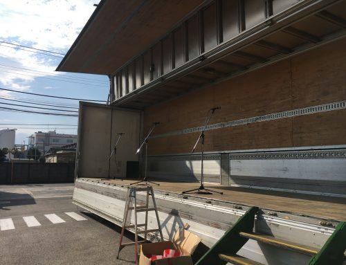 平塚市納涼祭向け格安PAセットレンタル