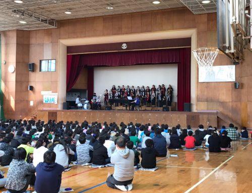 PA機材レンタル&音響オペレート @開成町立開成小学校