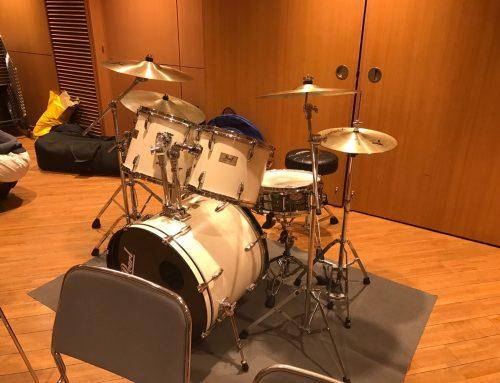 ドラムセットレンタル @横浜市栄区民文化センターリリス