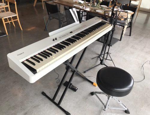 電子ピアノレンタル Roland FP-4 @藤沢 江ノ島GARB