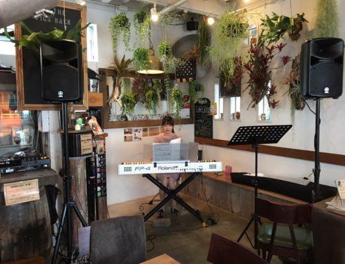 PA機材、電子ピアノレンタル @ON THE PIG'S BACK 湘南