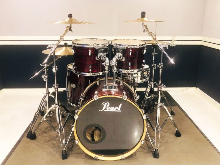 pearl-export-drum-set
