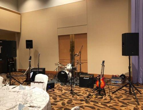 ご結婚式披露宴向けバンドセットレンタル @湯本箱根富士屋ホテル(2F 箱根東)