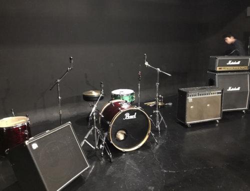MV撮影向けバンド機材レンタル @A STUDIO 横浜 撮影スタジオ