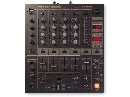 Pioneer DJM-600 4CH DJミキサー