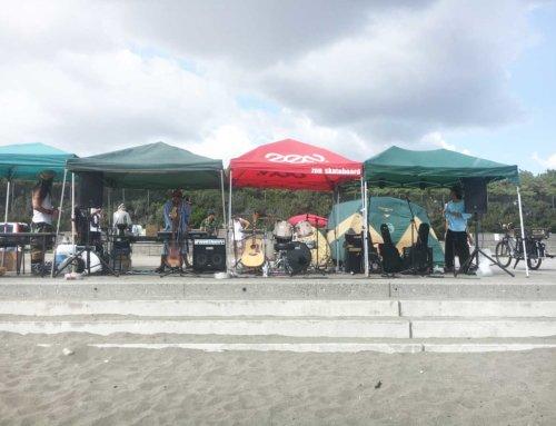 海岸ライブ向けバンドセットレンタル @茅ヶ崎ヘッドランド