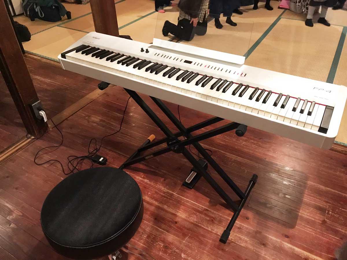 電子ピアノレンタル @港の灯り 葉山