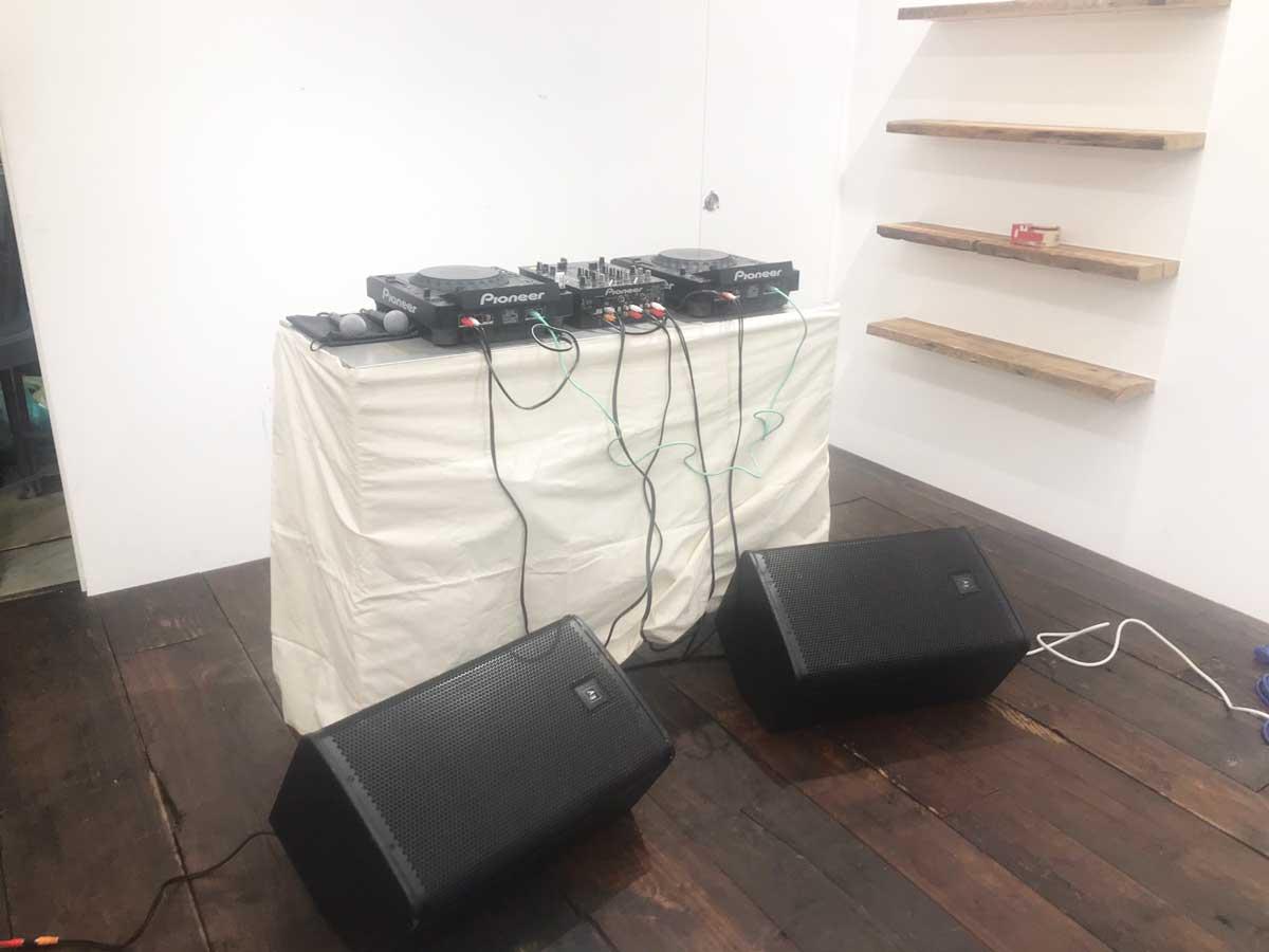 DJ機材&PA機材レンタル @関内アパレルショップ